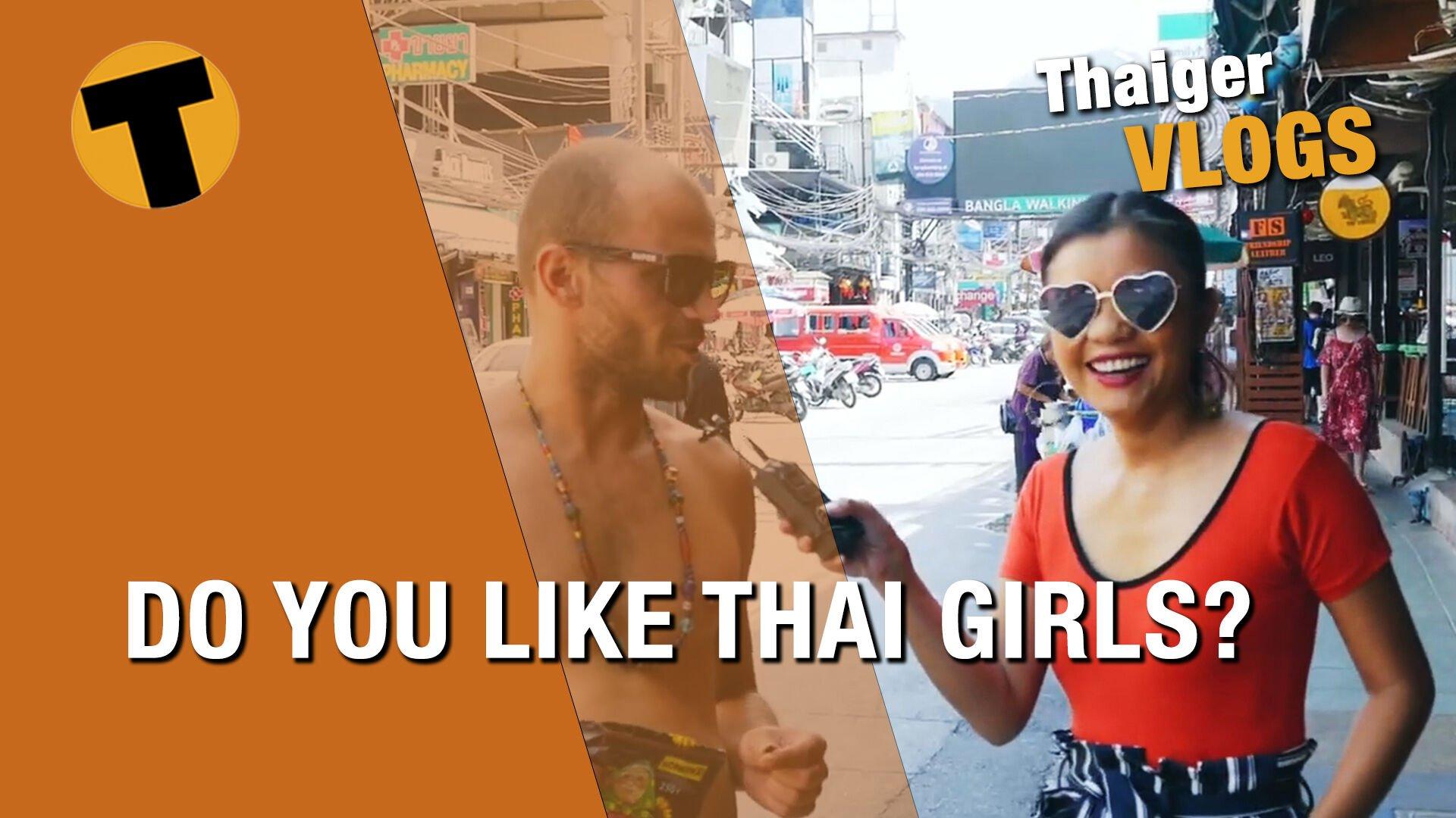 Why do foreign men like Thai women? A Thaiger vlogger